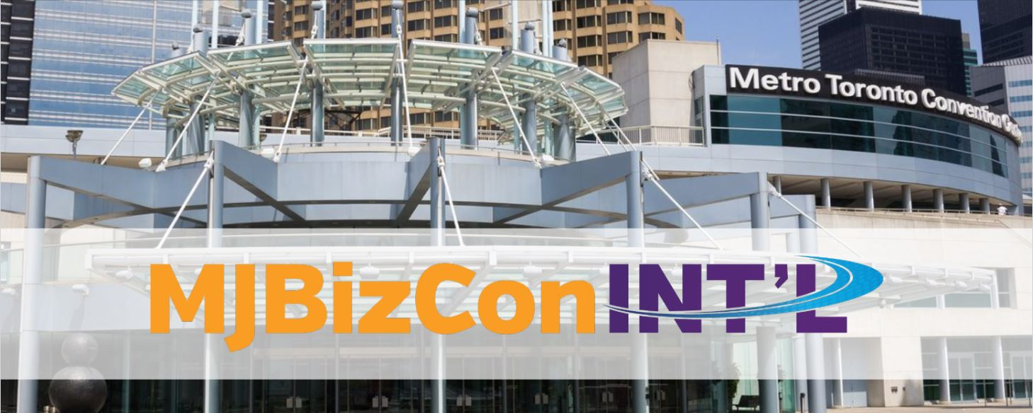 MJBizConINT'L cannabis business conference in Toronto