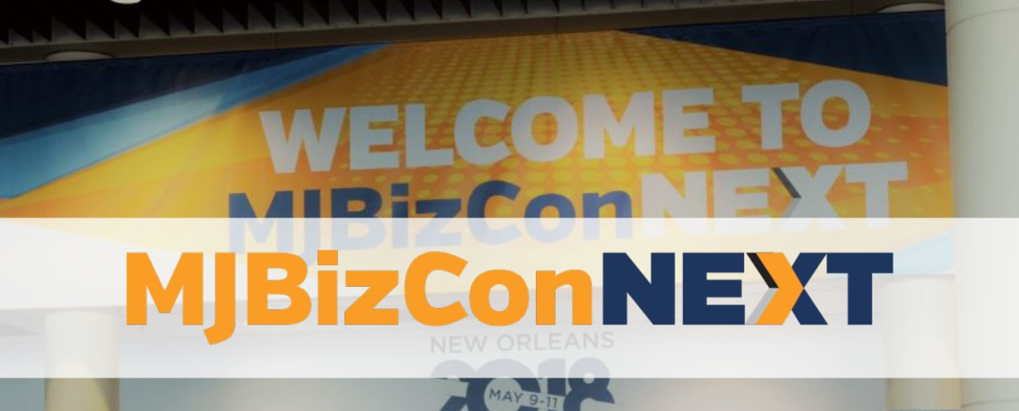 MJBizConNEXT cannabis business conference in New Orleans