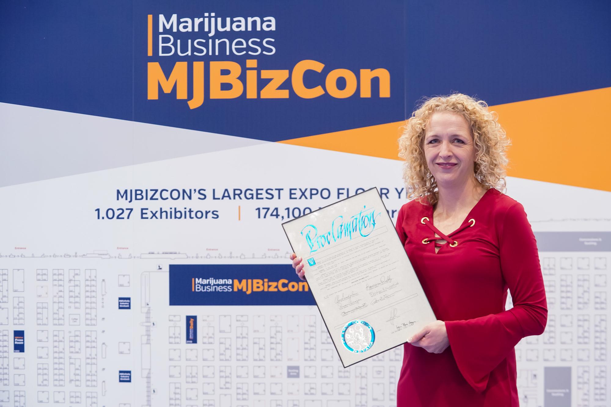 2019 MJ Biz Con, Las Vegas - December 11-13th